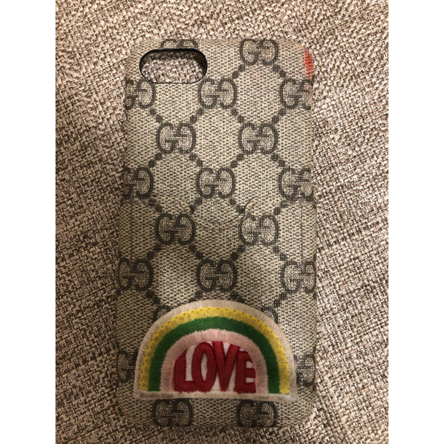 dior iphone8plus カバー tpu | Gucci - GUCCI グッチ iPhone 7/8 ケース  の通販 by kirin|グッチならラクマ