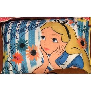 ディズニー(Disney)のディズニー 低反発チップ 子供枕 アリス柄(枕)