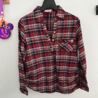 エルビーシー(Lbc)のチェックシャツ(シャツ/ブラウス(長袖/七分))