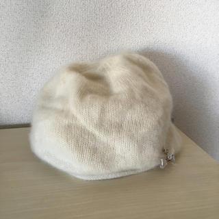アンテプリマ(ANTEPRIMA)の超美品 カシミア帽子(ニット帽/ビーニー)