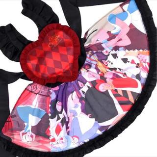 ディズニー(Disney)の新品♡アリスインワンダーランド エプロン ワンピース♡(その他)