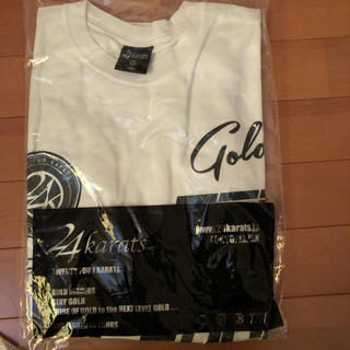 ゴールドトゥエンティーフォーカラッツディガーズ(GOLD 24karats Diggers)の24 karats Tシャツ(ミュージシャン)