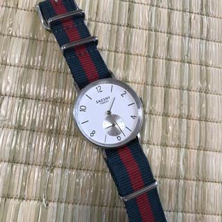 サクスニーイザック(SACSNY Y'SACCS)のSACSNY 時計(腕時計)