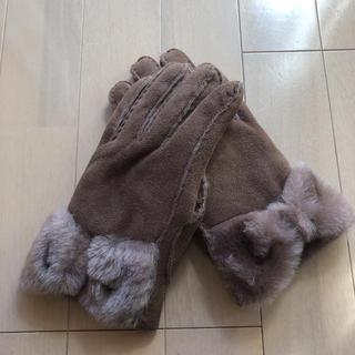 ユナイテッドアローズ(UNITED ARROWS)のドロンパ様専用 Owen Barry オーエンバリー 手袋(手袋)