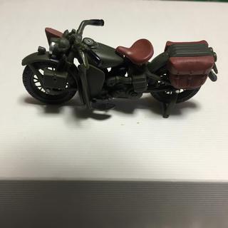 ハーレーダビッドソン(Harley Davidson)のお値下げしました!ハーレーダビッドソン 模型(ミリタリー)