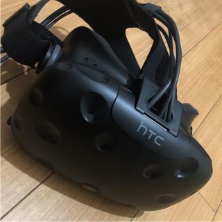 ハリウッドトレーディングカンパニー(HTC)の【新品同様】htc vive hmd【改良型】(PC周辺機器)