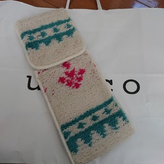 ウニコ(unico)のunico トイレカバー(トイレマット)