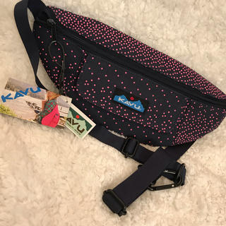 カブー(KAVU)の【新品】KAVU ショルダーバッグ タグ付き【送料無料】(ショルダーバッグ)