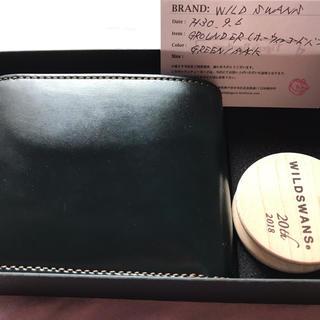 ガンゾ(GANZO)のパパ様専用 WILDSWANS ワイルドスワンズ(折り財布)