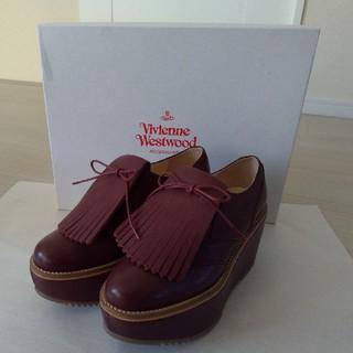 ヴィヴィアンウエストウッド(Vivienne Westwood)の美品Vivienne Westwoodロッキンホース(ローファー/革靴)