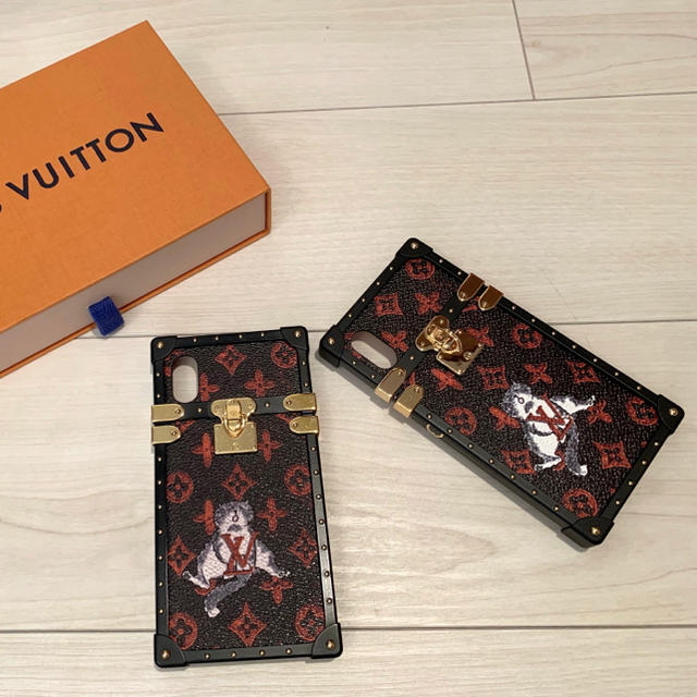 LOUIS VUITTON - ルイヴィトン eyetrunk アイトランク 猫 catogram コラボの通販 by A...'s shop|ルイヴィトンならラクマ