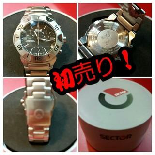 セクター(SECTOR)のセクター540クロノグラフ(腕時計(アナログ))
