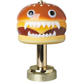 アンダーカバー(UNDERCOVER)の専用 UNDERCOVER MEDICOM TOY HAMBURGER LAMP(テーブルスタンド)