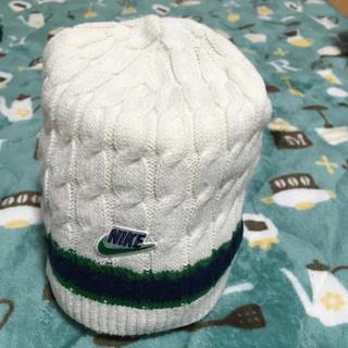 ナイキ(NIKE)のナイキニット帽💕(ニット帽/ビーニー)