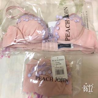 ピーチジョン(PEACH JOHN)のピーチジョン B65 下着セット(ブラ&ショーツセット)