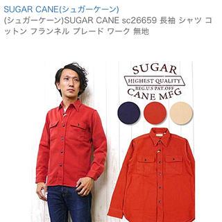 シュガーケーン(Sugar Cane)のシュガーケーン 長袖シャツ(シャツ)