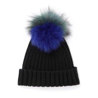 ルシェルブルー(LE CIEL BLEU)のルシェルブルー  ニット帽 (ニット帽/ビーニー)