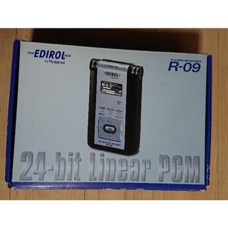 Roland  R-09 24bit WAVE/MP3 Recorder(その他)