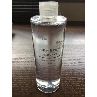 MUJI (無印良品) - 無印 化粧水 敏感肌 さっぱり