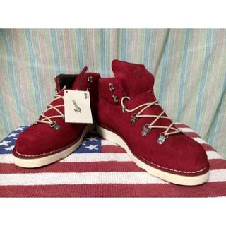 ダナー(Danner)の限定 稀少カラー DANNER ダナー スウェード ブーツ 28cm程度 未使用(ブーツ)