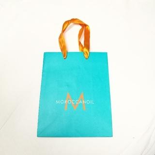モロッカンオイル(Moroccan oil)のモロッカンオイル 紙袋 ショッパー ショップ袋  手提げ(ショップ袋)