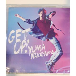 中山優馬w/B.I.Shadow - 中山優馬 GET UP! CD