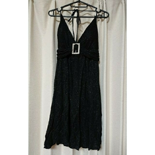 ギャルズビル(GALSVILLE)のGALSVILLE  ホルターネックワンピドレス(その他ドレス)