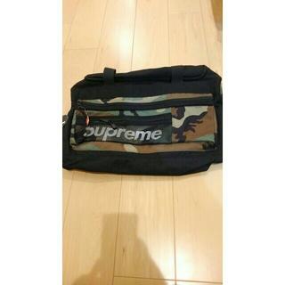 シュプリーム(Supreme)のSupreme  ドラムバッグ 新品未使用 タグつき 迷彩(ドラムバッグ)