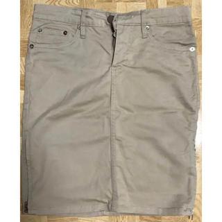 インディオ(indio)のスカート(ひざ丈スカート)