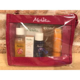 メルヴィータ(Melvita)のメルビータ ミニサイズのアルガンオイルやポーチなどのセット(その他)