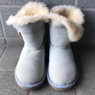 アグ(UGG)の日本未入荷 UGG アグ ブーツ子供用 15cm サイズ8(ブーツ)