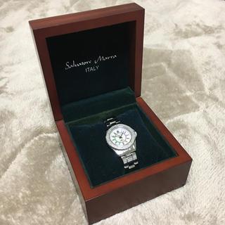 サルバトーレマーラ(Salvatore Marra)のSalvatore Marra ダイヤモンドウォッチ(腕時計)