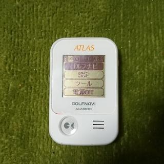 ユピテル(Yupiteru)のゴルフナビ AGN900(その他)