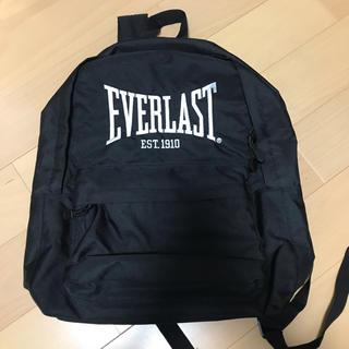 エバーラスト(EVERLAST)のEVERLAST リュック(リュック/バックパック)