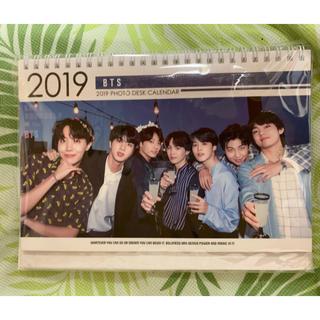 ボウダンショウネンダン(防弾少年団(BTS))の防弾少年団 2019 カレンダー(男性タレント)