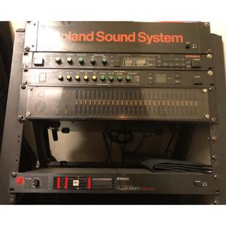 Roland sound system ローランドサウンドシステム(パワーアンプ)