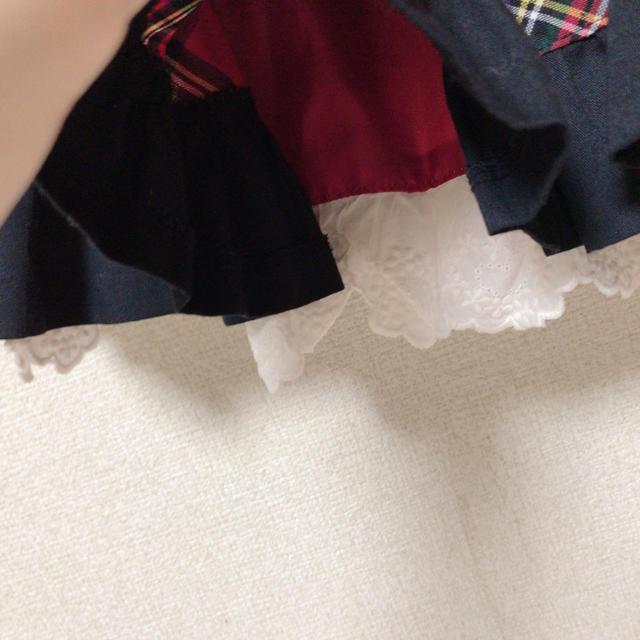 Heart E(ハートイー)のHeartE スカート レディースのスカート(ひざ丈スカート)の商品写真