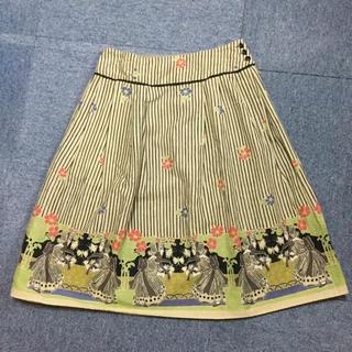 クチャ(cuccia)のcuccia クチャ ひざ丈スカート(ひざ丈スカート)