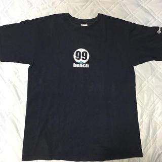 アンビル(Anvil)のanvil Tシャツ Navy L(その他)