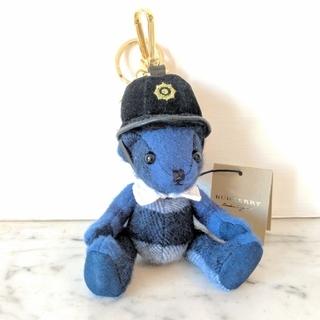 バーバリー(BURBERRY)の【新品】Burberry トーマス バーバリーベア デディベア 警察 くま(キーホルダー)