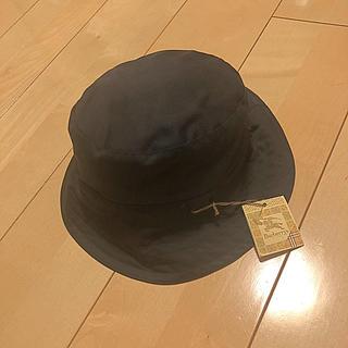 バーバリー(BURBERRY)のメンズハット【新品】(ハット)