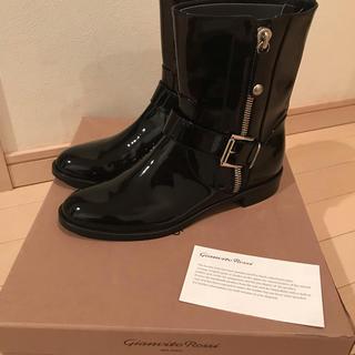 ジャンヴィットロッシ(Gianvito Rossi)のショートブーツ 新品(ブーツ)