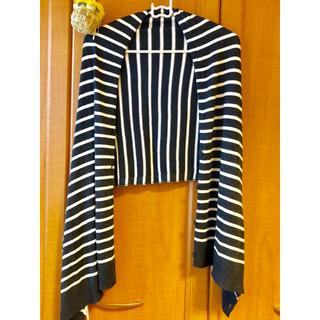 ムジルシリョウヒン(MUJI (無印良品))の無印良品 カーディガン(毛布)