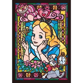 ディズニー(Disney)のD16 アリス☆不思議の国のアリス☆ステンドグラス風☆アートパネル☆ディズニー(その他)