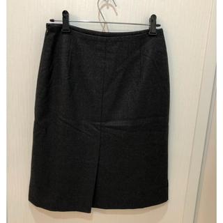 アクリス(AKRIS)のアクリス スカート 美品(ひざ丈スカート)