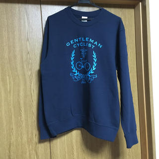 グラニフ(Design Tshirts Store graniph)の長袖トレーナー☆グラニフ Mサイズ メンズ レディース スエット ネイビー(スウェット)