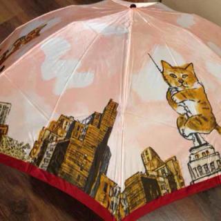 エーエスマンハッタナーズ(A.S.Manhattaner's)のマンハッタナーズ 折り畳み傘(傘)