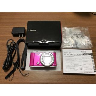 カシオ(CASIO)のCASIO ex-zr3200 VP(コンパクトデジタルカメラ)