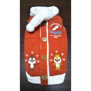 ディズニー(Disney)の犬服 冬用コート チップ&デール(ペット服/アクセサリー)