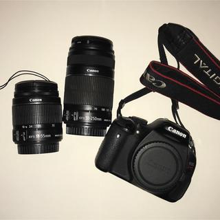 キヤノン(Canon)のCanon EOS kiss X5 一眼レフカメラ(デジタル一眼)